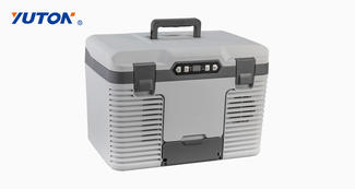 YT-A-20X 20L 12V Grey Thermoelectric Cooler Box
