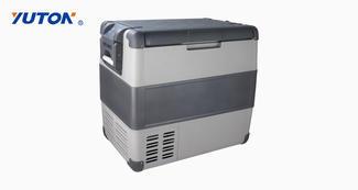 YT-B-75PX Hot Sale 58L/17L Portable Refrigerator